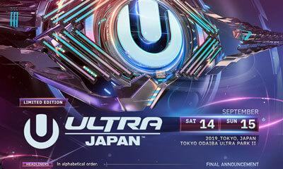 Ultra 2019 Flyer
